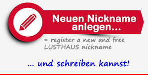 Nickname anlegen...